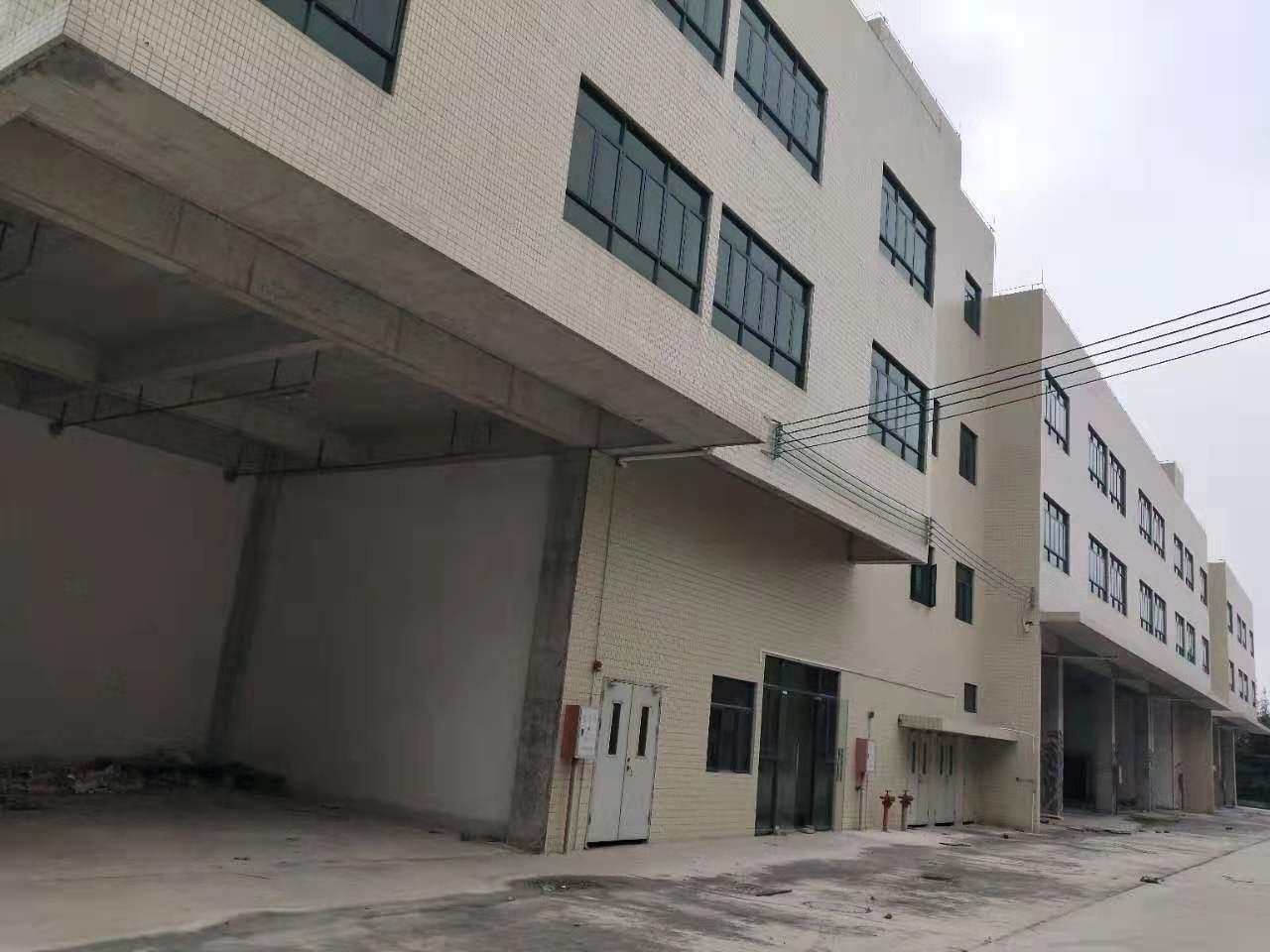 惠州龙门全新厂房9200方滴水10米带牛角出租