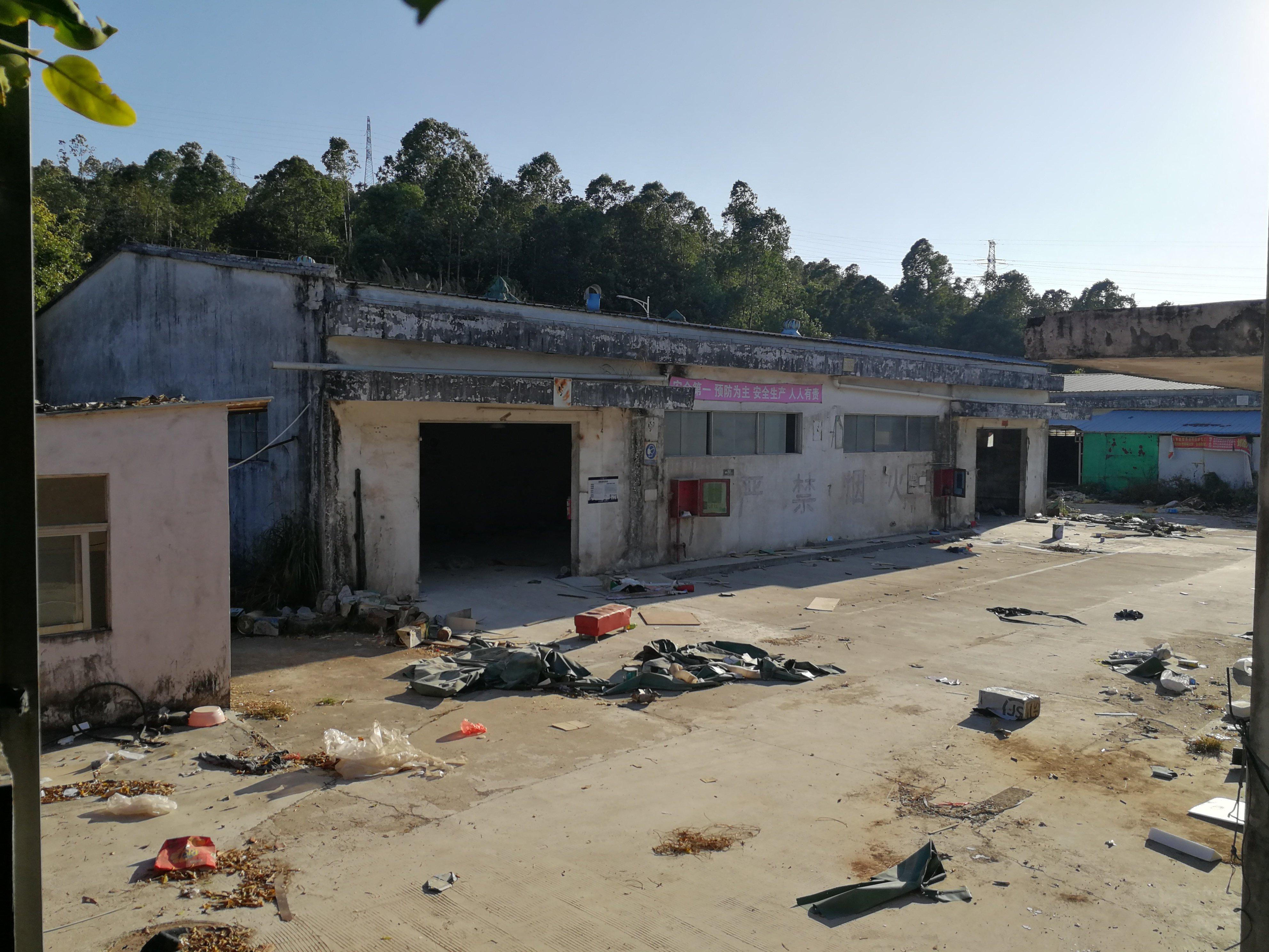深圳坪地成熟工业区村委厂房出售原房东委托