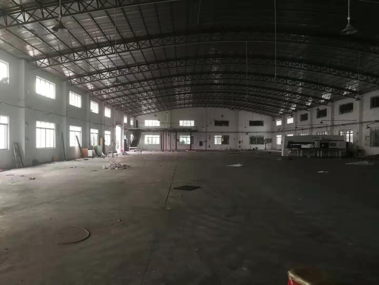 容桂工业区独院简易厂房5000方、可分租、有红本、可办环评-图2