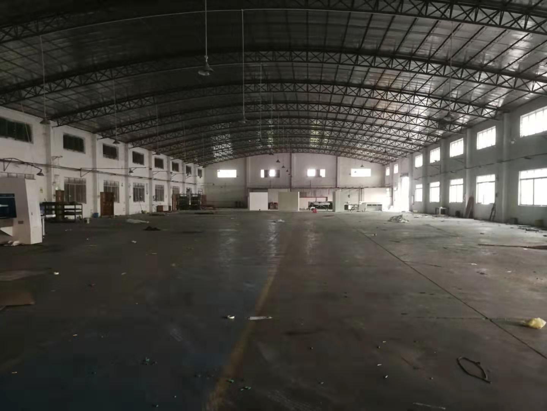 容桂工业区独院简易厂房5000方、可分租、有红本、可办环评