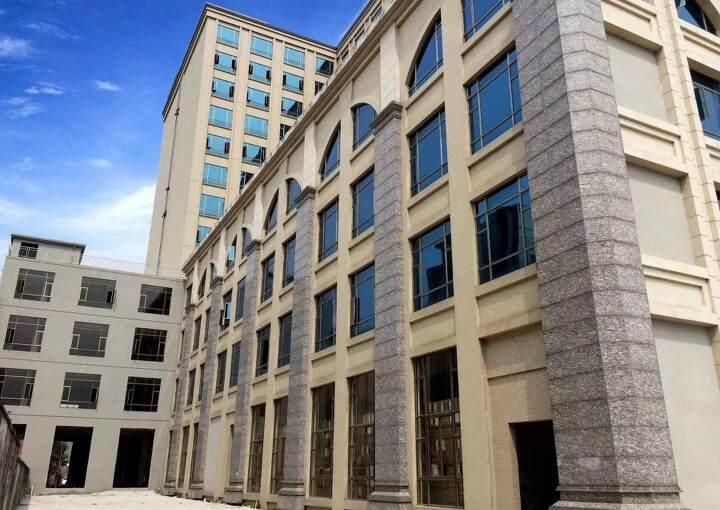 创新智慧港5A级花园式智造大厦图片5