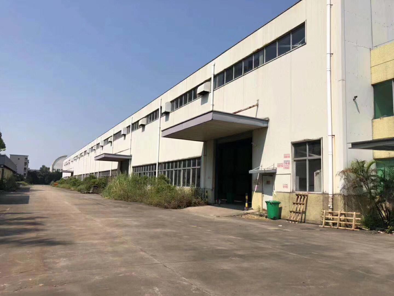 福永仓库物流园厂房出租2000平空地大