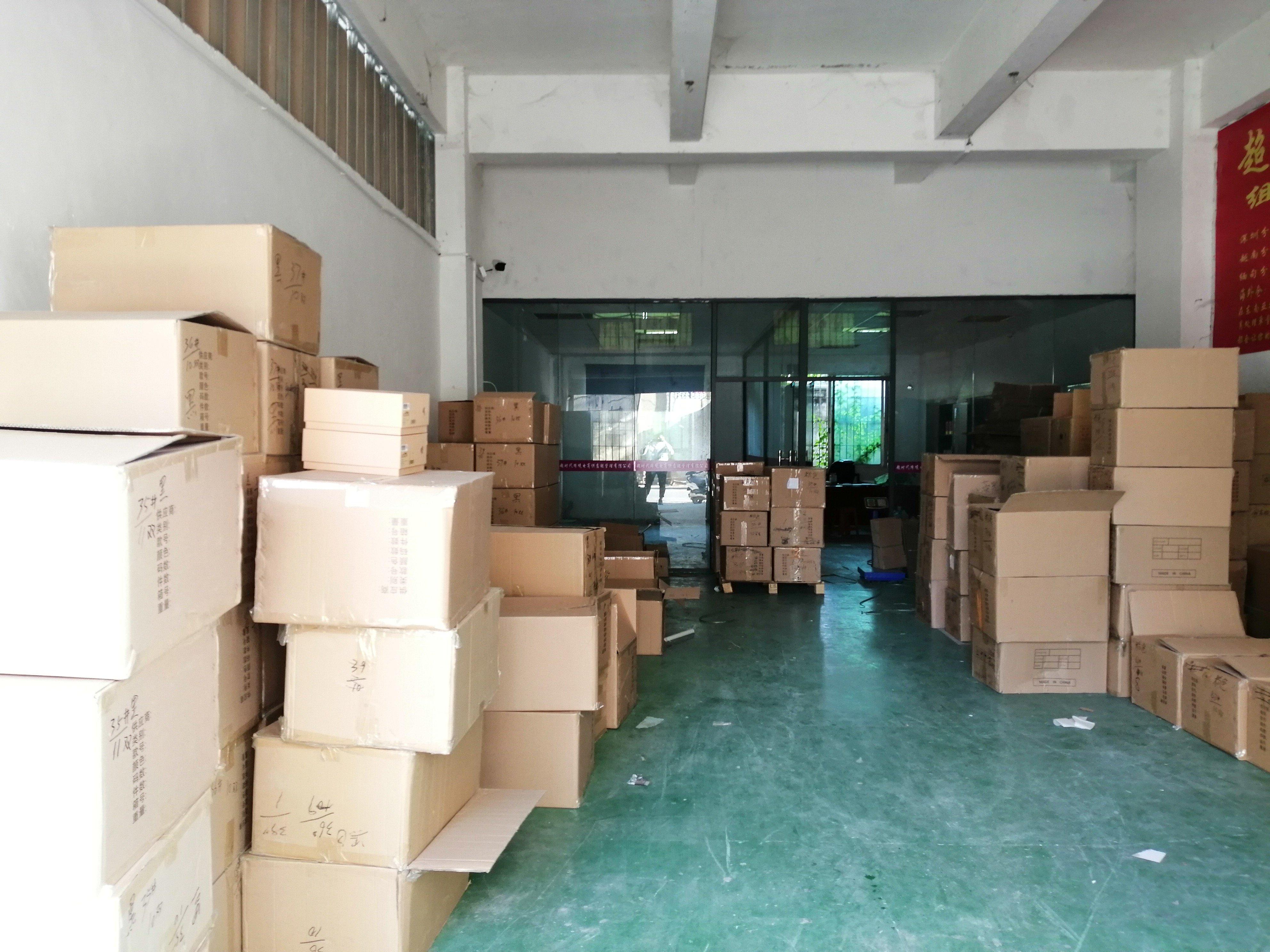 福永镇下十围工业区新出300平物流仓库