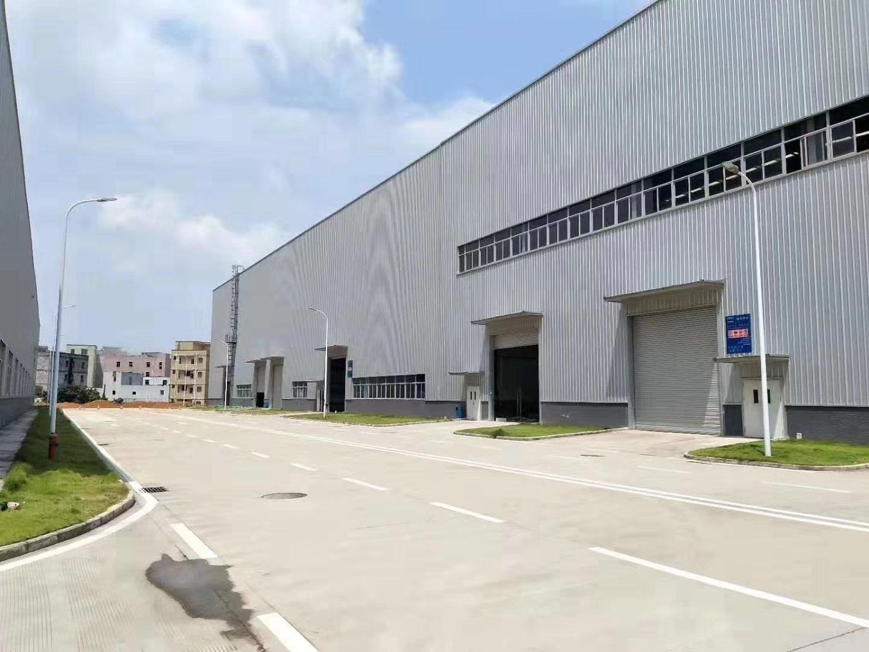 原房东独院钢构厂房仓库5000平米出租使用率高达95%