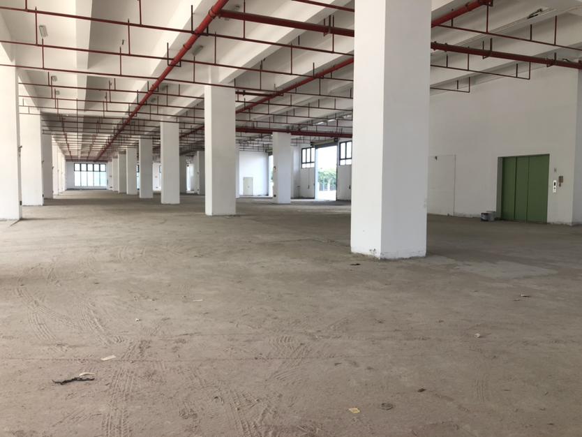 坪山大工业区原房东科技园厂房100000平米大小分租-图5