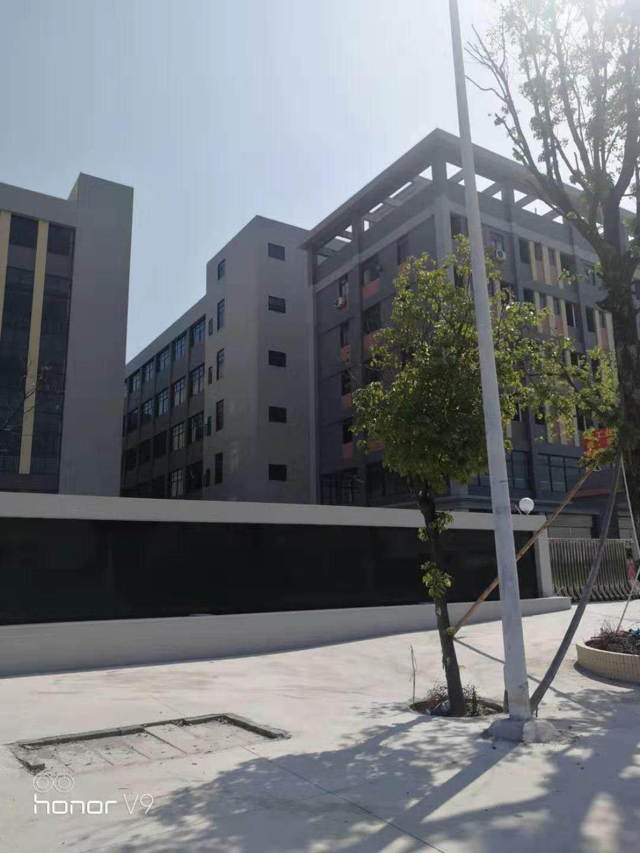 中山三角二类工业地标准五层厂房