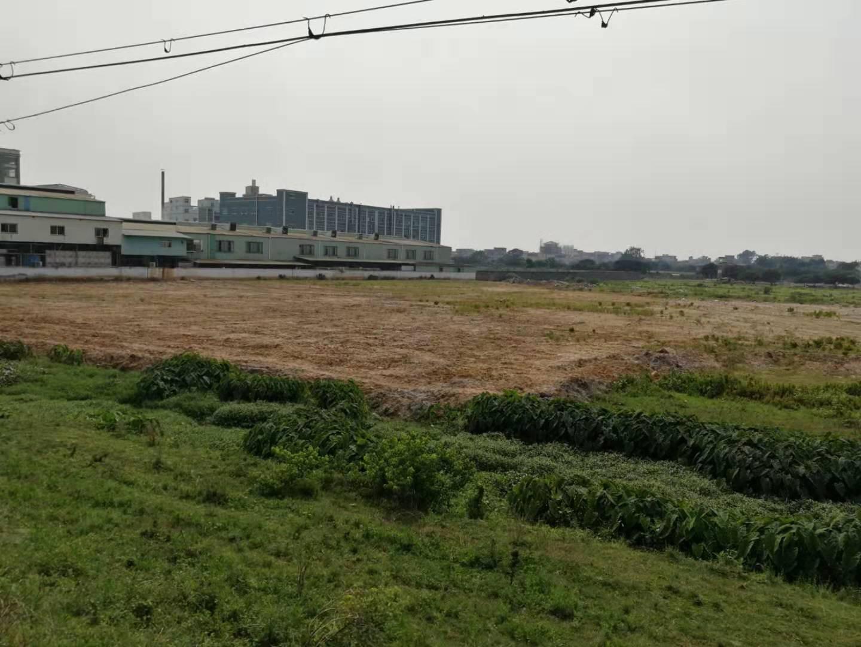 惠州梁化镇占地21110平超大空地厂房出售