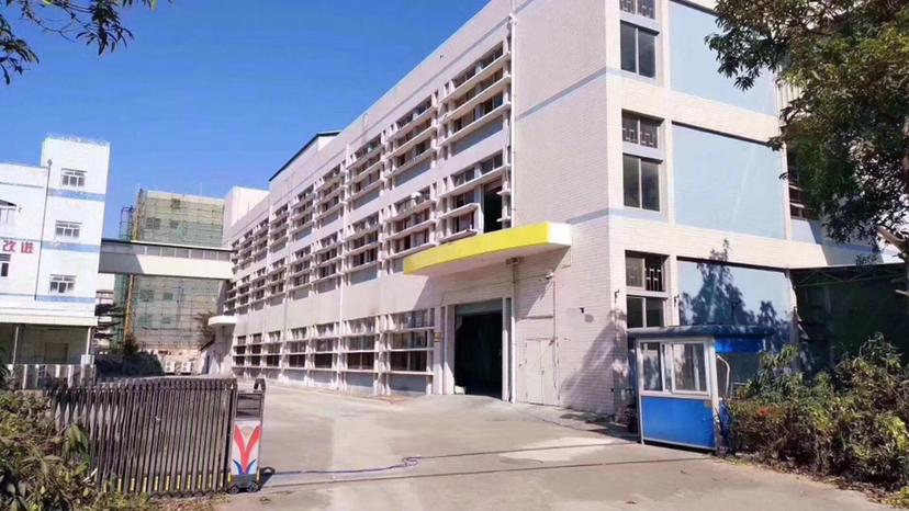 东莞市新出可售厂房占地面积71000平,建筑面积114600