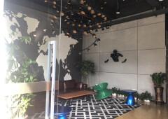 西丽留仙洞地铁口135平米精装修写字楼出租