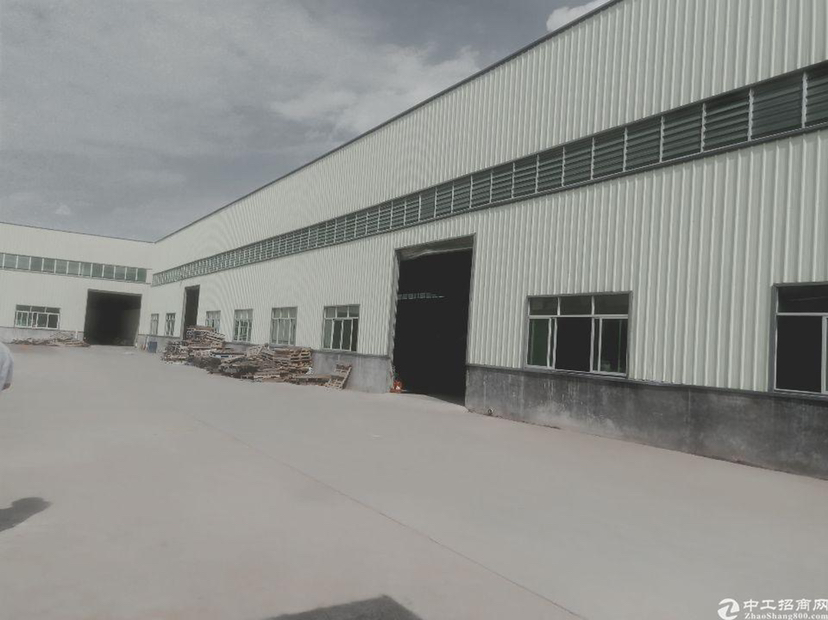 惠城区水口镇4502平方钢结构仓库厂房出租