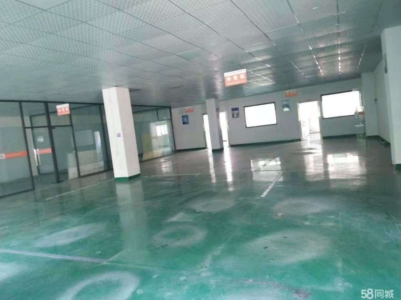 福永地铁口附近300平精装修厂房出租