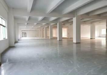 龙华龙胜地铁站附近新出楼上整层2250平方大小分租图片1
