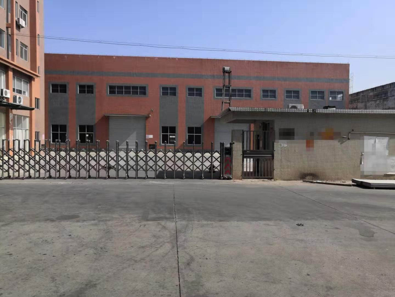 大沥镇原房东独门独院单一层滴水12米600方厂房出租-图2