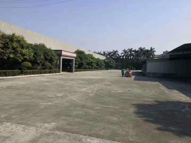 占地11000㎡建筑9000㎡单一层村委合同厂房出售