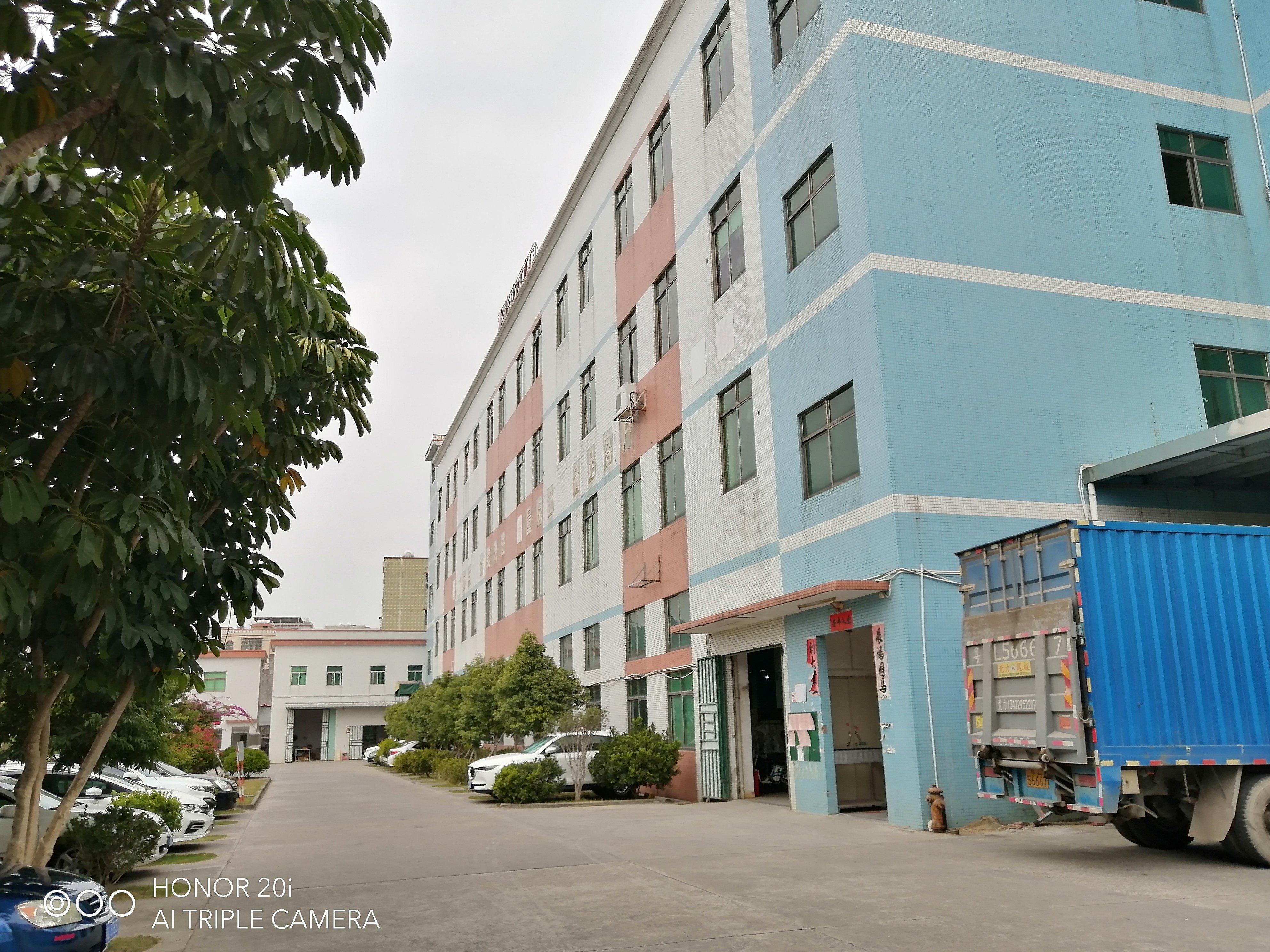 惠阳镇隆原房东出租独栋标准厂房8000平方-图2