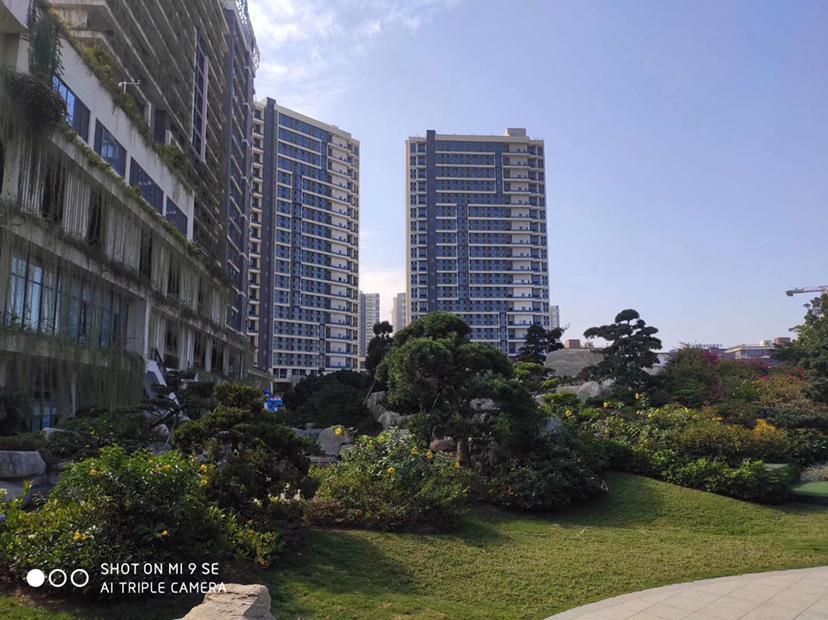 惠州潼湖 花园式厂房、办公楼、研发大楼分割出售50年独立红本
