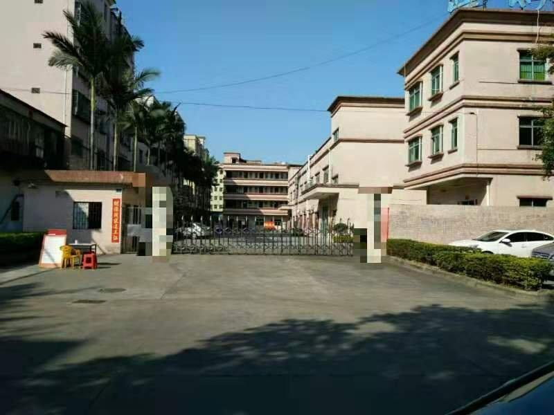 临深国道旁4800平村委标准厂房出售