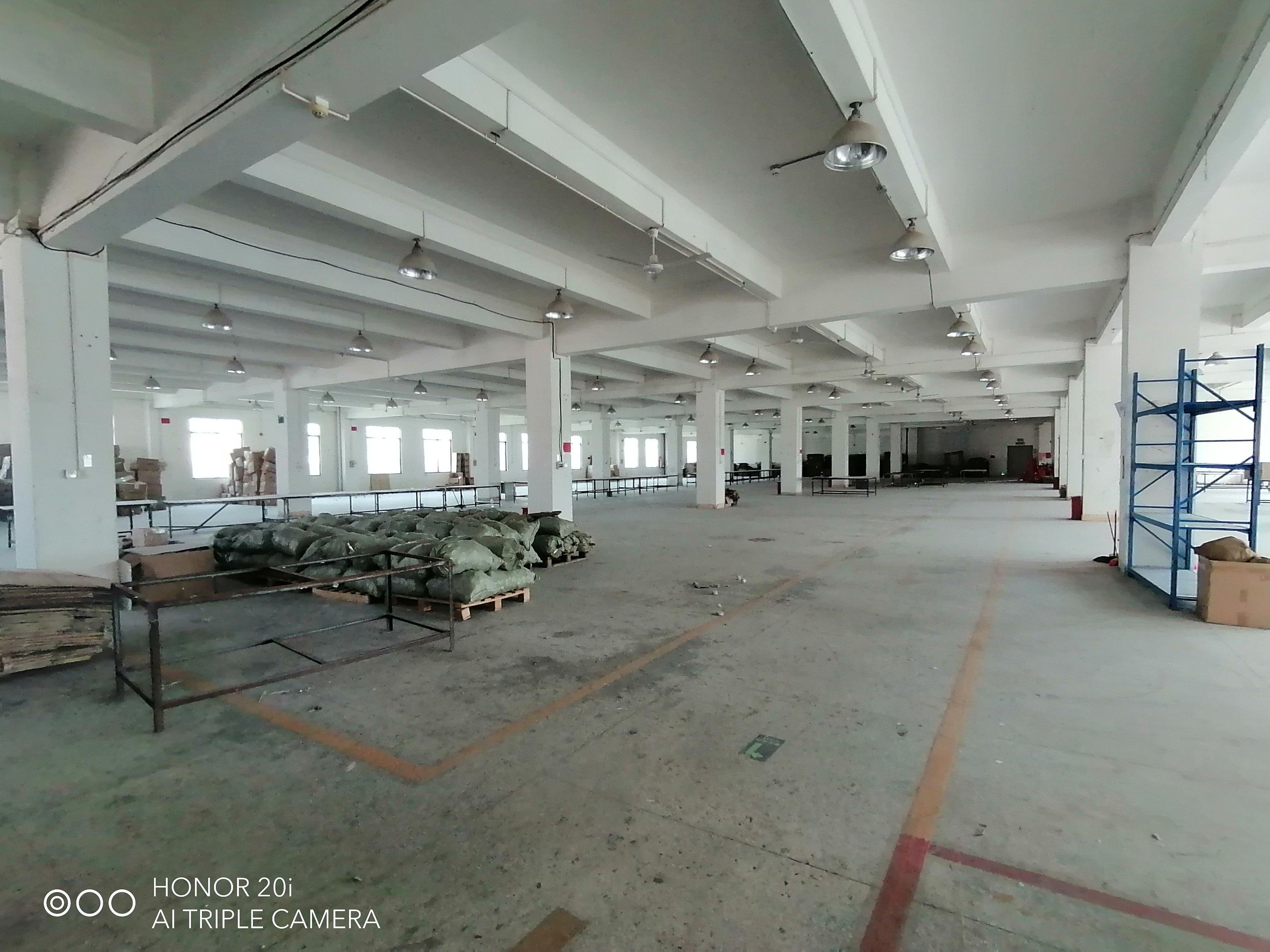 惠阳镇隆原房东出租独栋标准厂房8000平方-图4