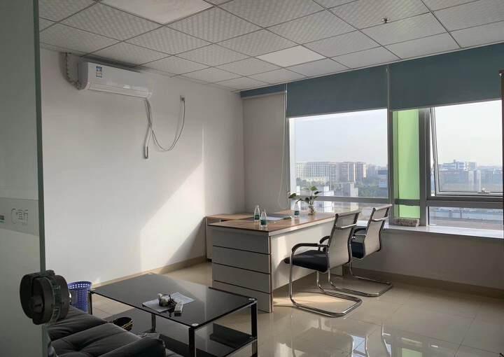 福永地铁口边楼上精装写字楼780平方出租图片4
