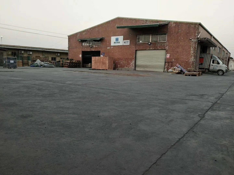 观澜仓库出租:独栋单一层钢构1200平米