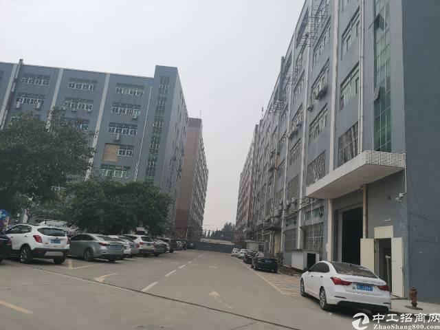 福永新出楼上20块厂房,3400平米,大小可分租!