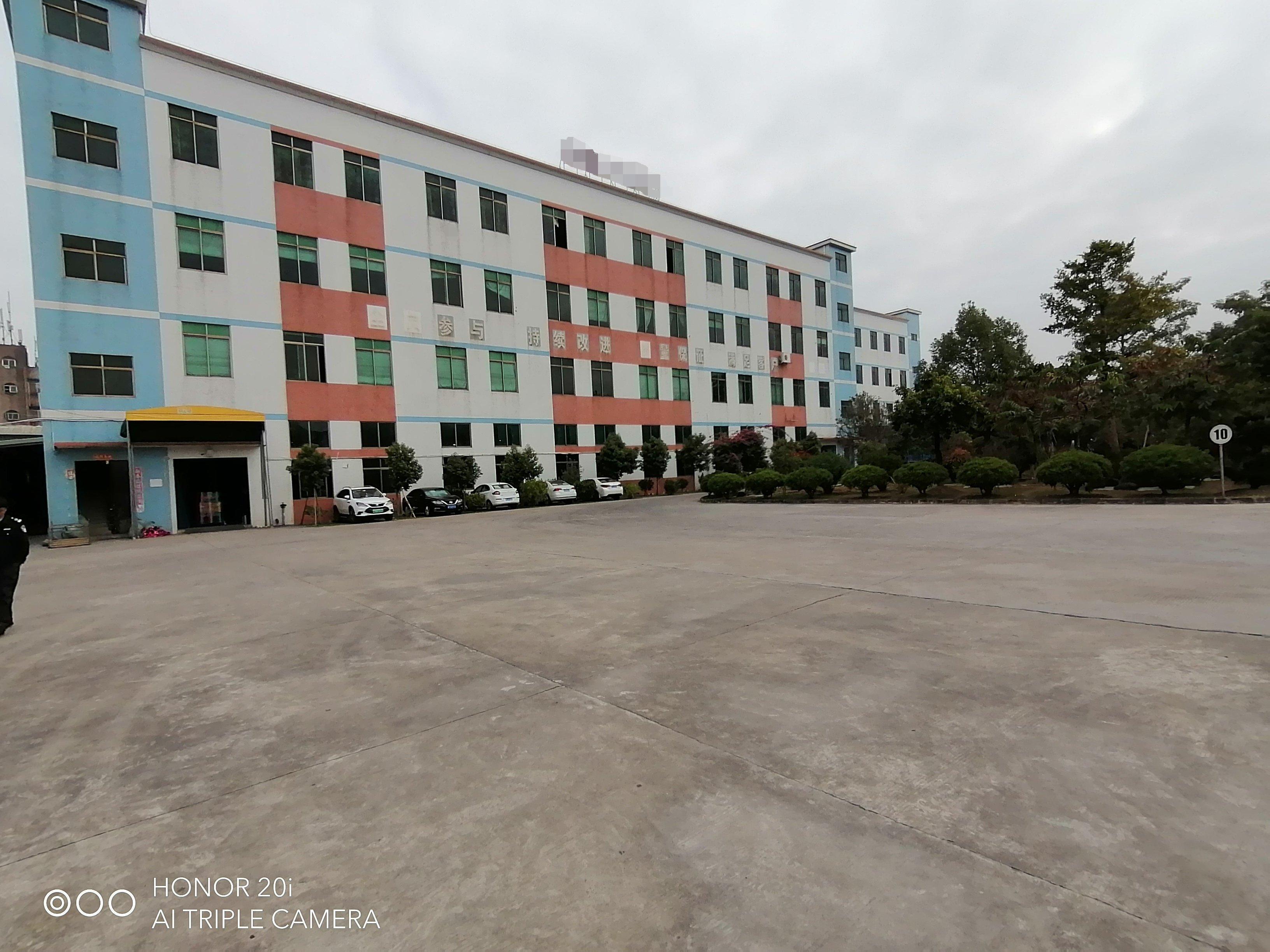 惠阳镇隆原房东出租独栋标准厂房8000平方