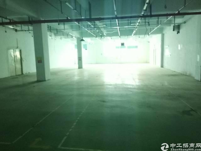 福永新出楼上20块厂房,3400平米,大小可分租!-图2