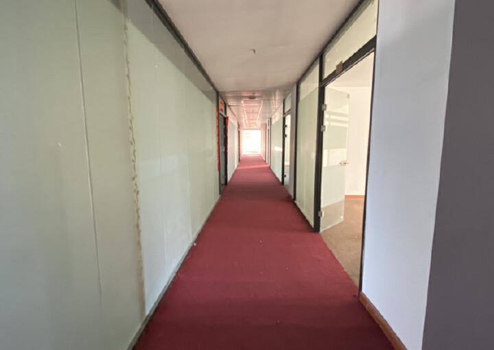 民治中心区,牛栏前1100平精装办公室,带隔间图片1
