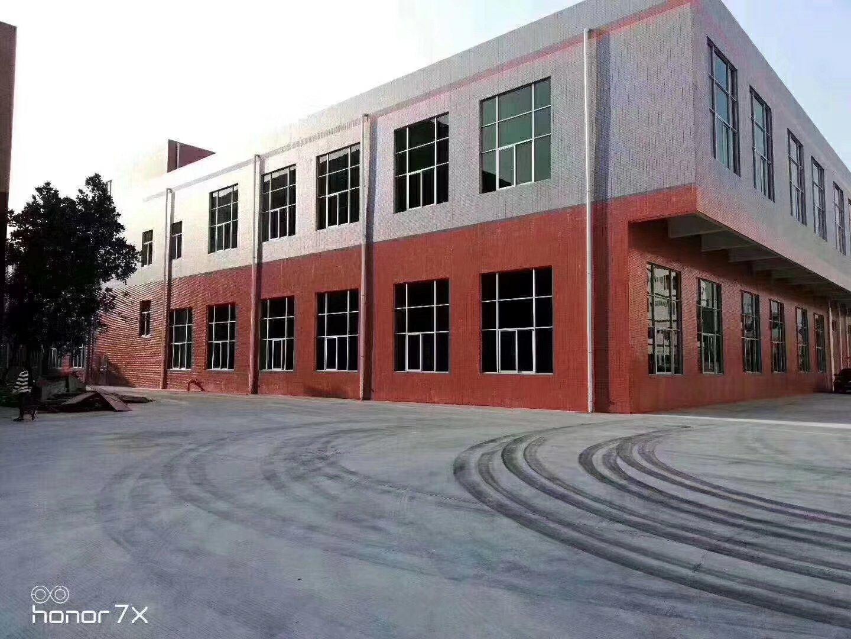 博罗龙溪镇工业园区标准厂房分租3000,证件齐全,有市政排污