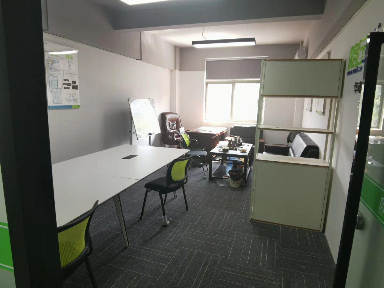 龙华清湖龙华汽车站附近办公家私齐全办公室60平起-图3