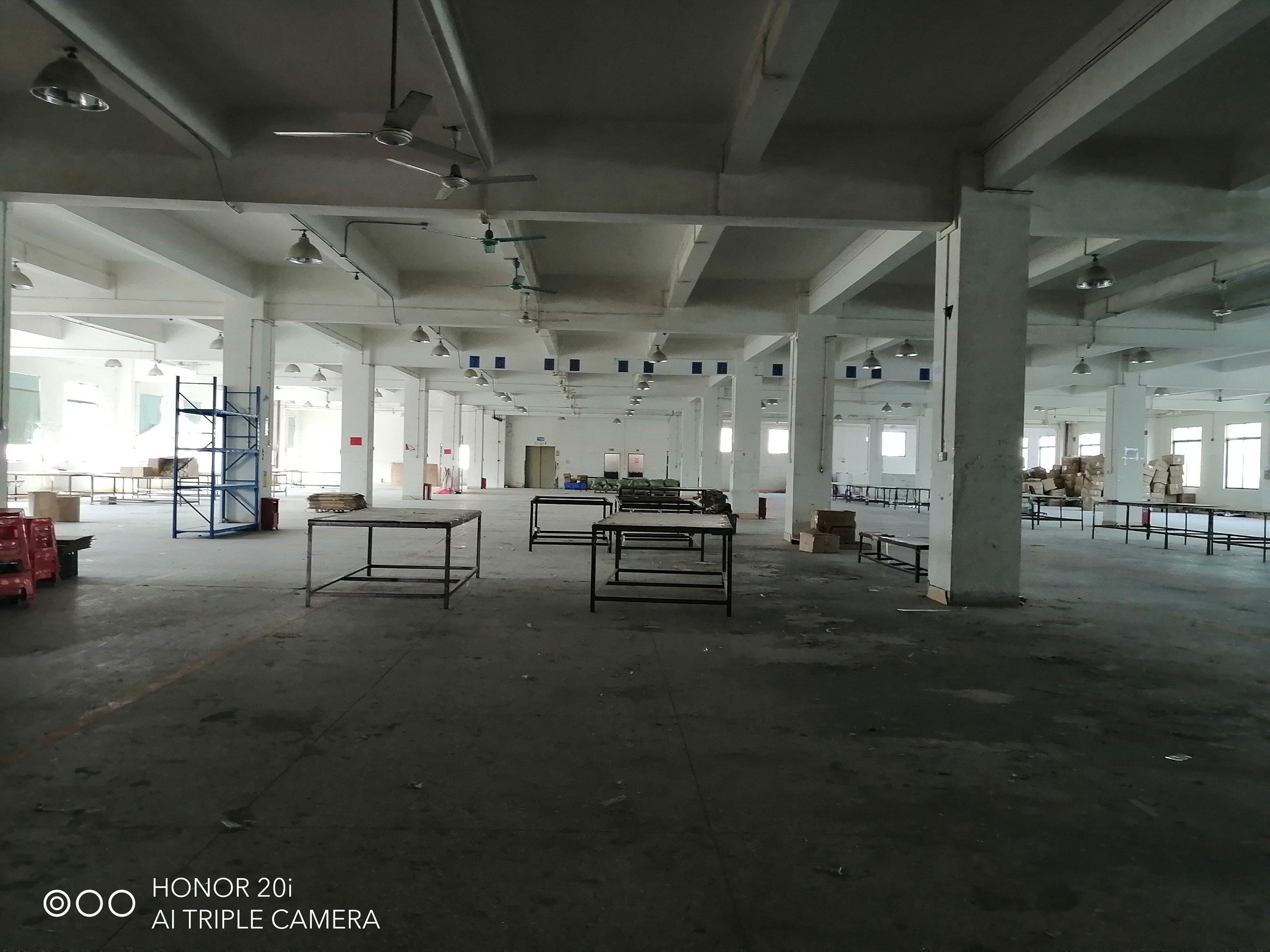 惠阳镇隆原房东出租独栋标准厂房8000平方-图3