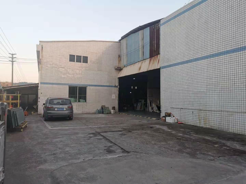 现成喷粉环评三水区稀缺小独院带10吨行车豪华办公装修