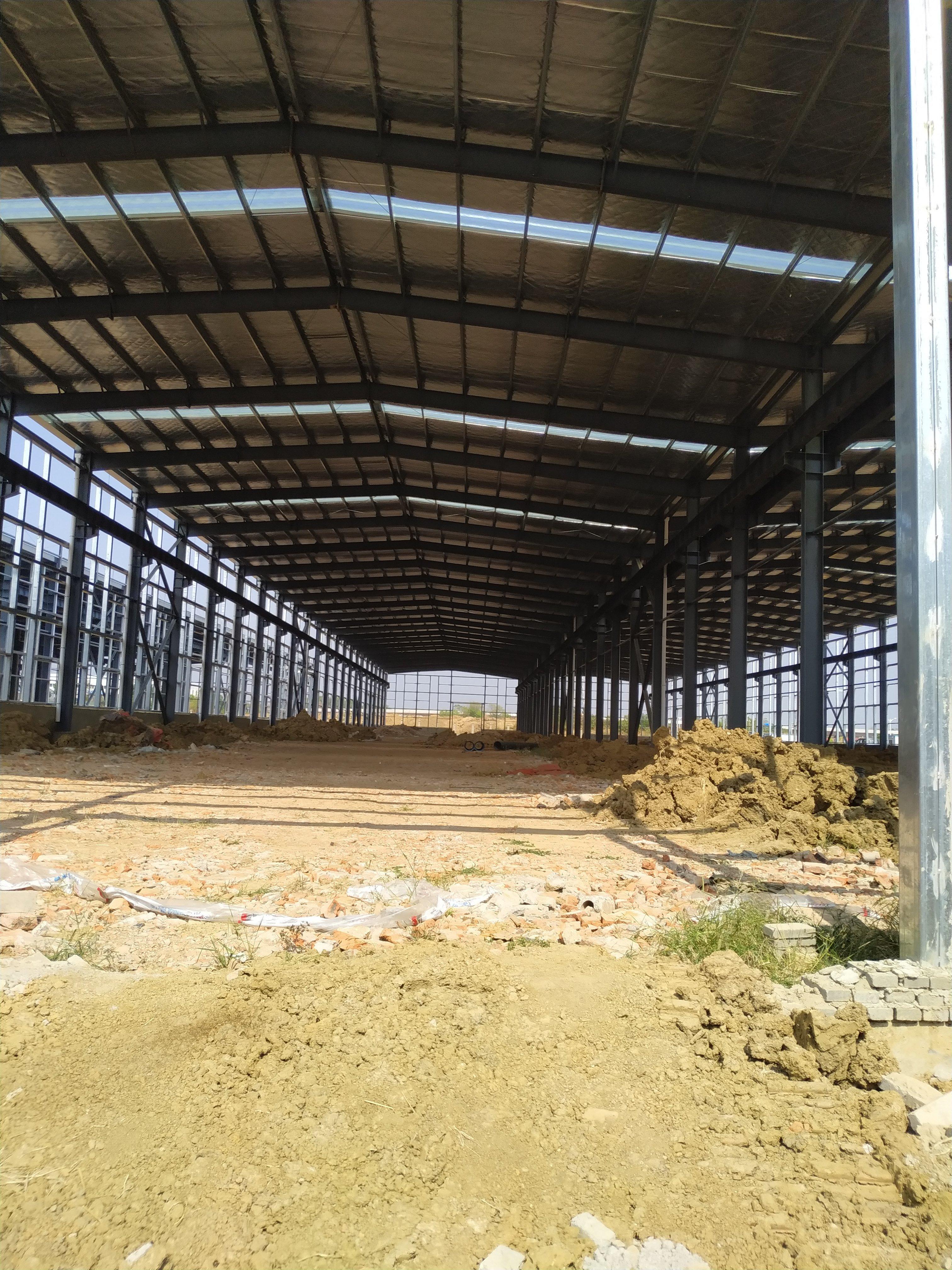 证件齐全、可分割钢结构厂房