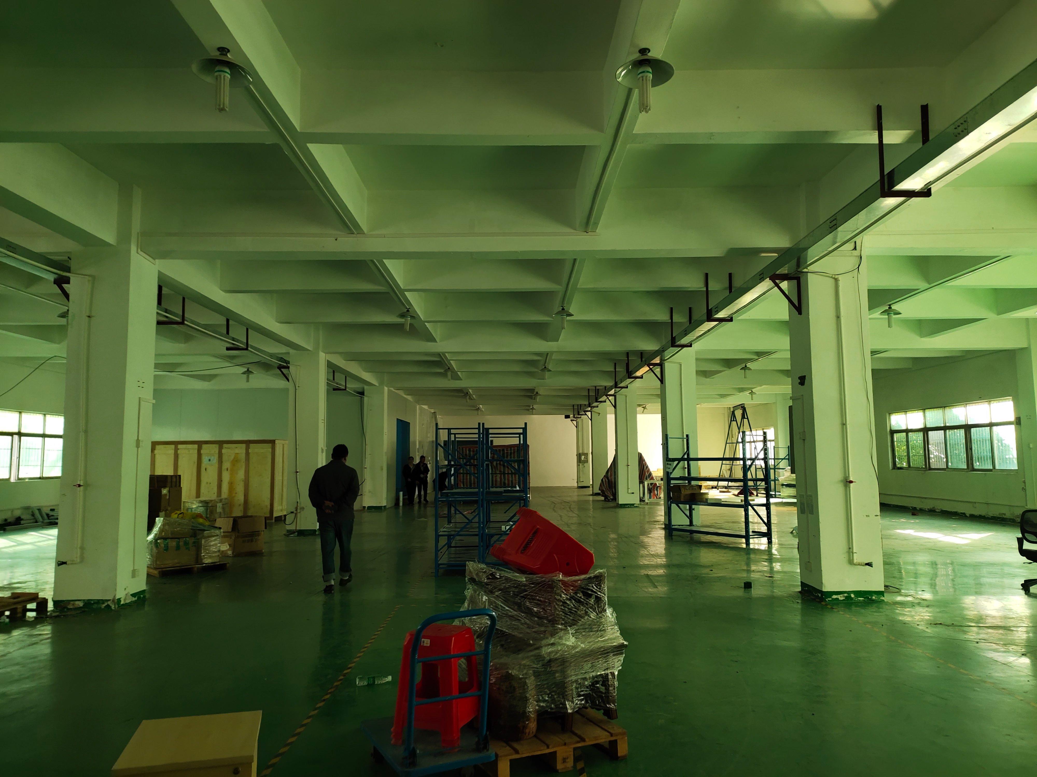 福永机场物流仓库1500平米带现场装修房子