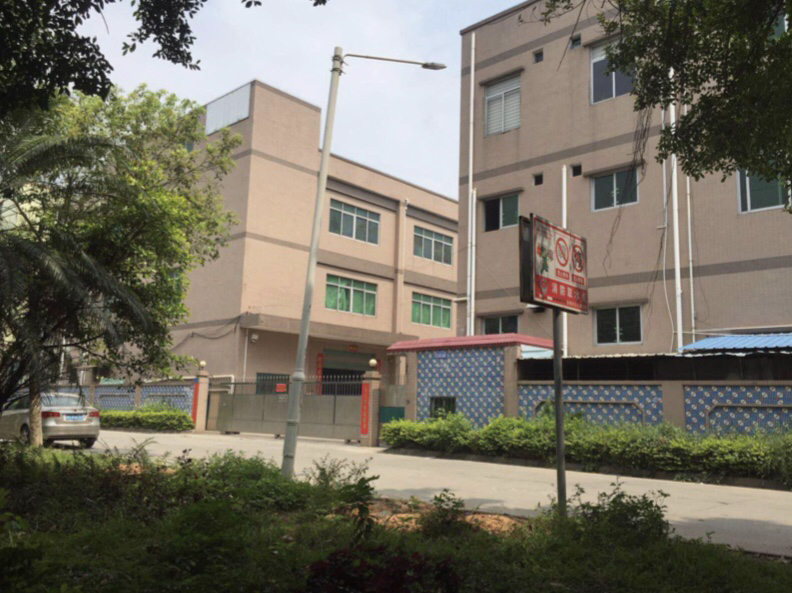 东莞12000平花园式独院厂房出售