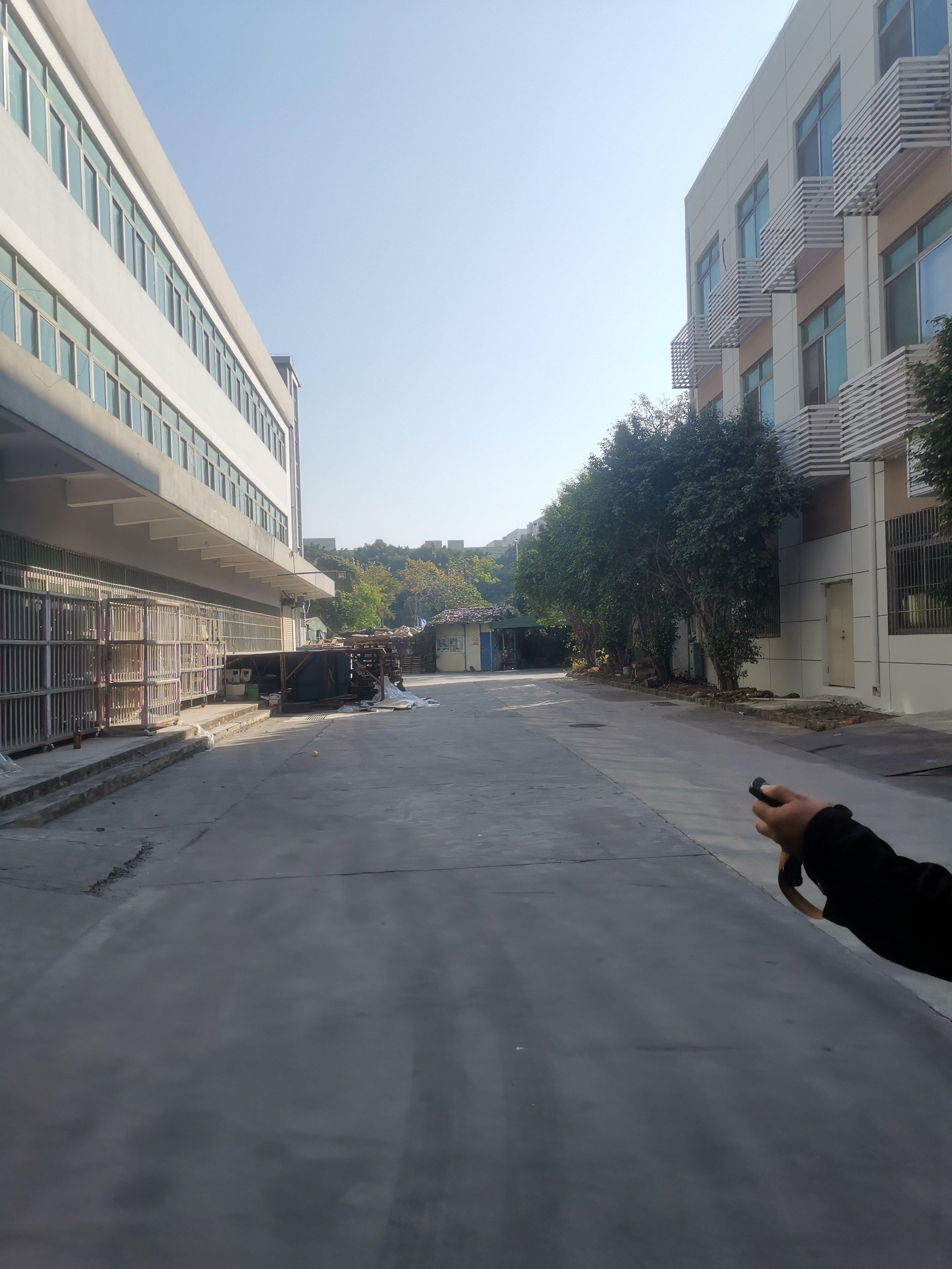 福永新和一楼原房东厂房850平方出租