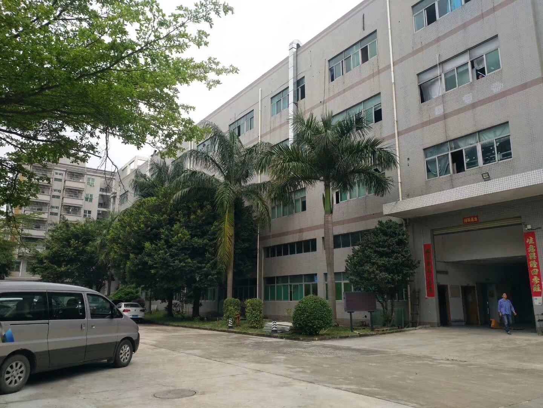 西乡三围独院厂房2楼1500平厂房出租