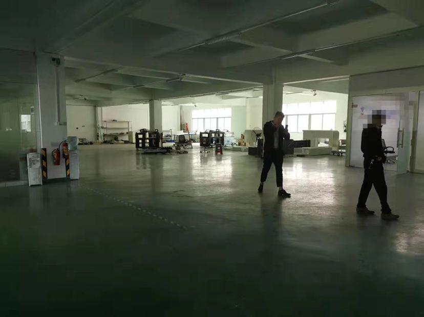 福永机场附近新出楼上1350平出租-图3