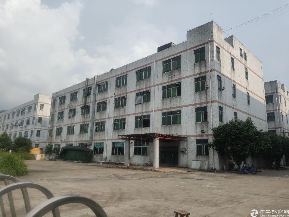 福永独院厂房物流仓库出租7100平方实际面积原房东出租.