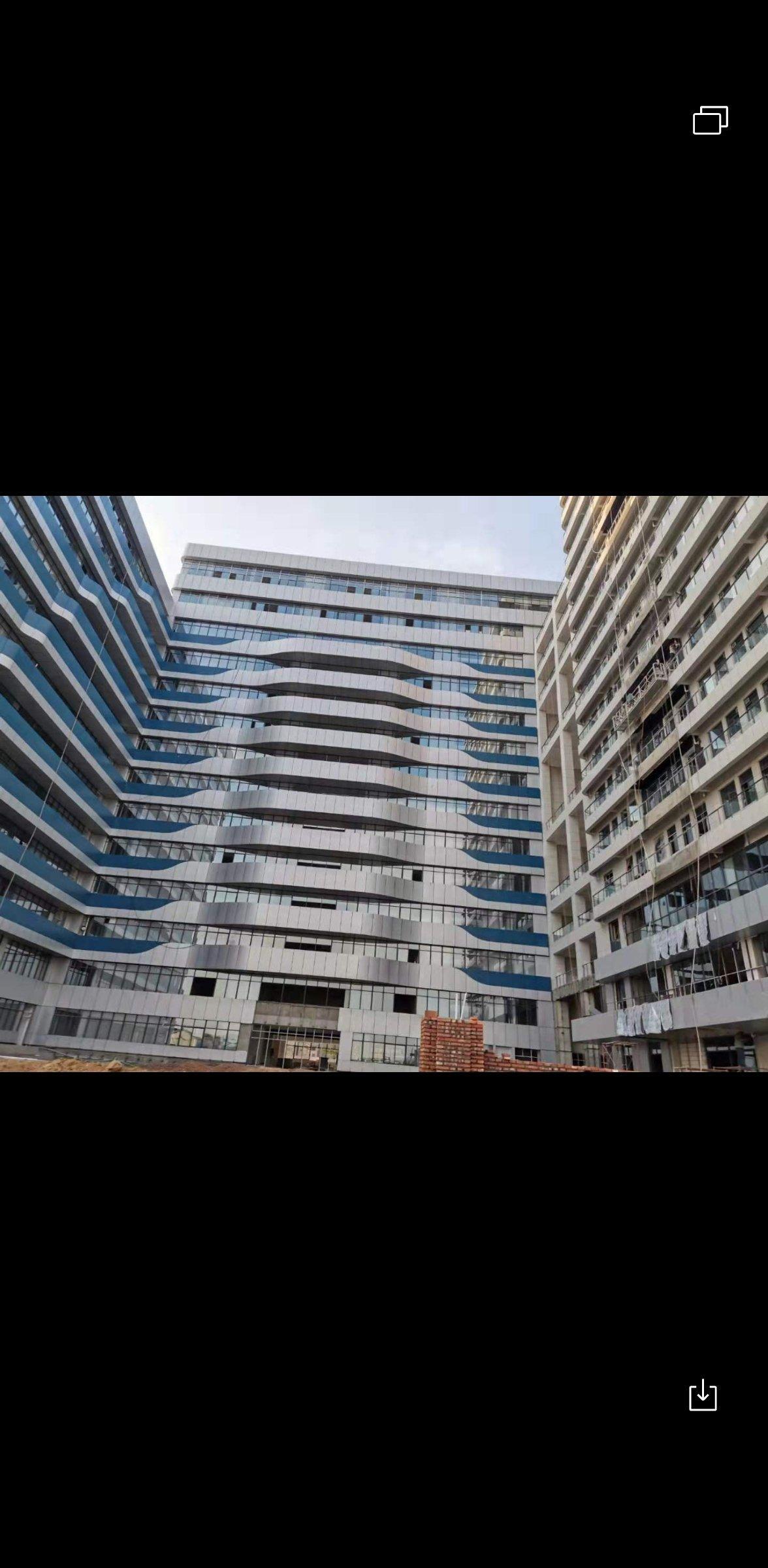 水口全新红本标准厂房占地1.3万建筑4.3万,售价1.3亿