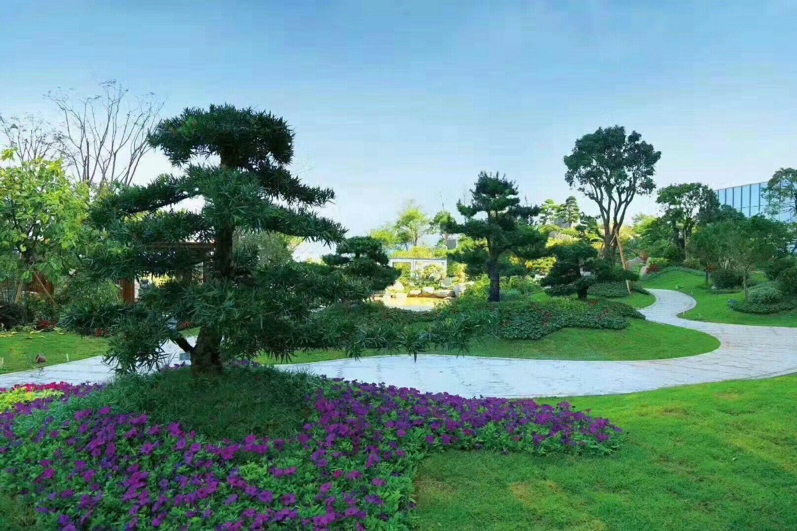 石岩水田花园式三楼1200平精装修厂房出租