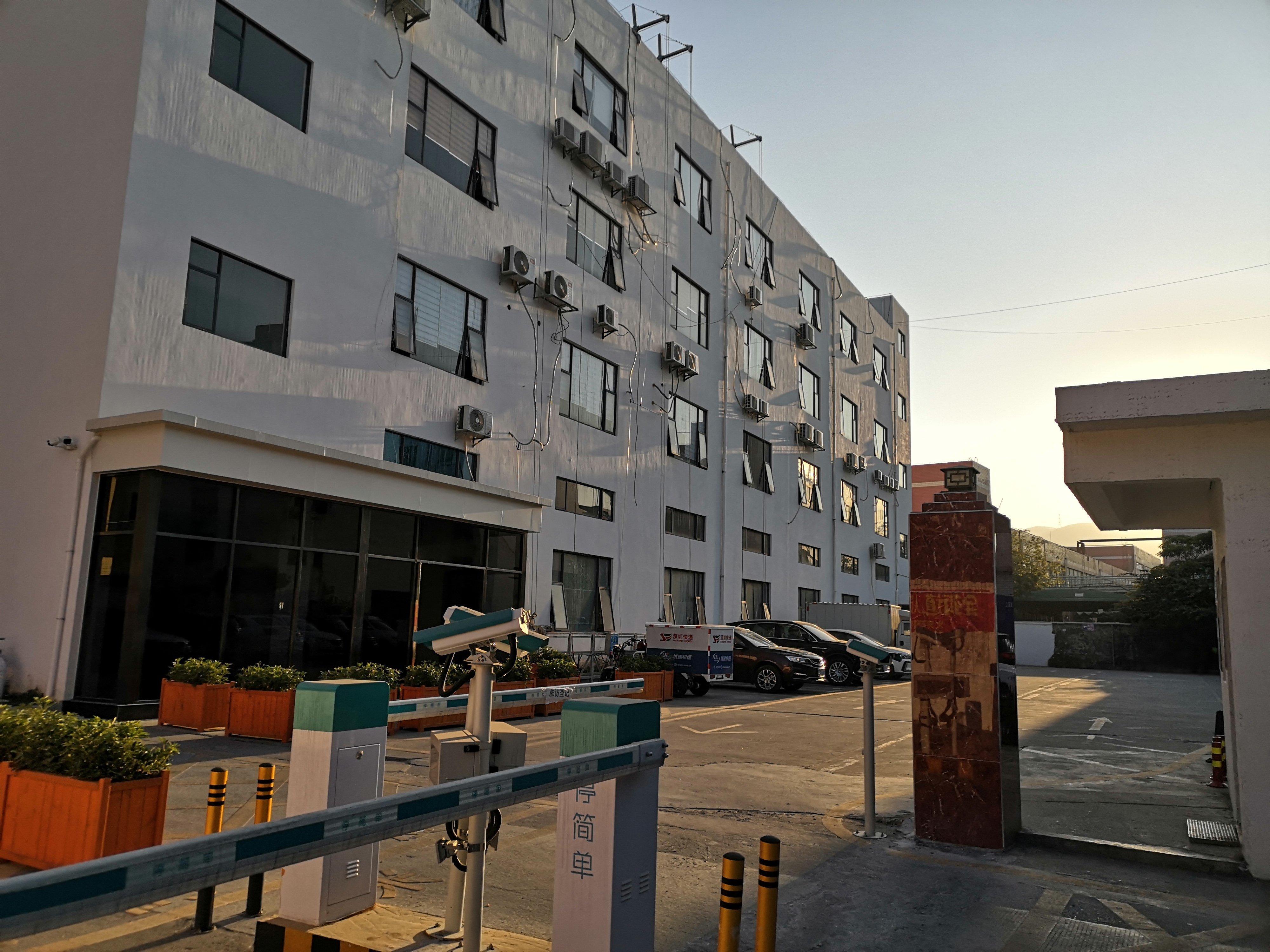 大浪商业中心500平楼上厂房仓库出租