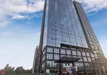 布吉上李朗地铁站全新精装修写字楼78㎡租43元1+1格局图片1