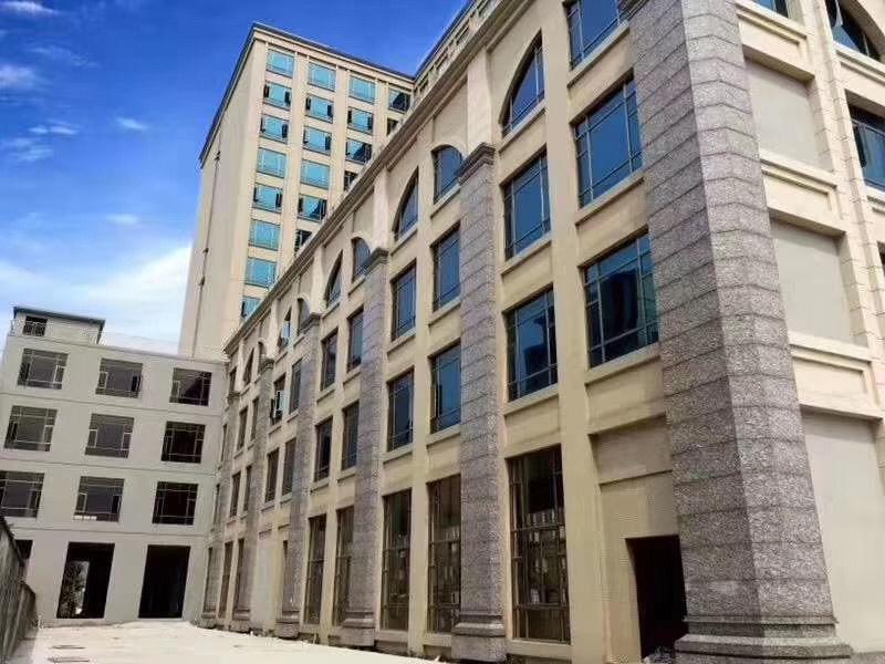 顺德大良产业园项目火爆出售,高配置产业大厦90%超高实用率
