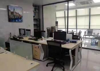 长安镇霄边万达广场附近新出甲级写字楼40000平可分租图片4