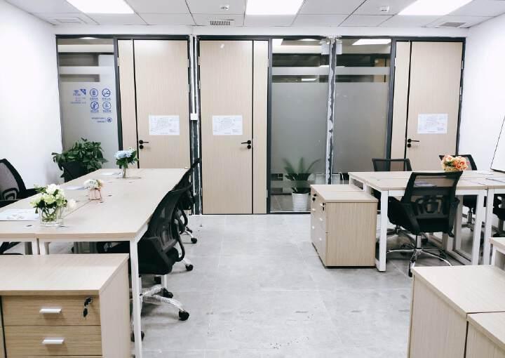 龙岗高性价比,全齐办公室!25~180平精装修,图片4