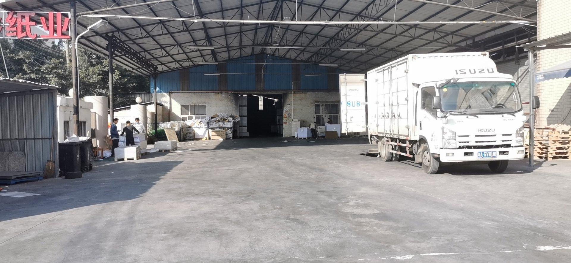 广州市荔湾区独门独院7200平单一层钢构厂房,可生产加工