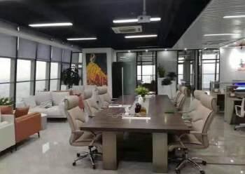 长安镇霄边万达广场附近新出甲级写字楼40000平可分租图片5