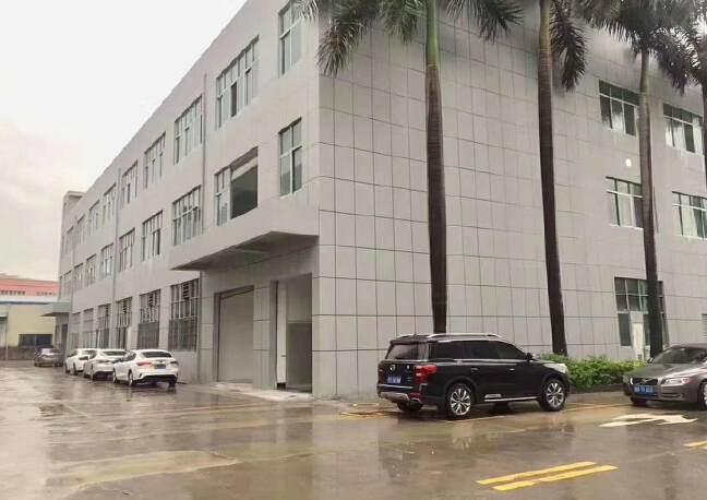 光明公明将石独栋厂房带前台精装修6600平低价出租