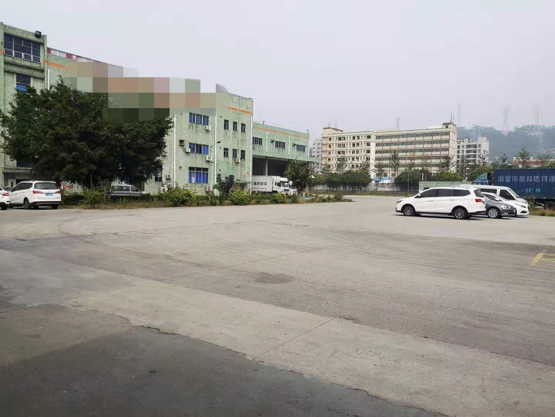 沙井新桥高速口附近5000平方标准物流仓库出租